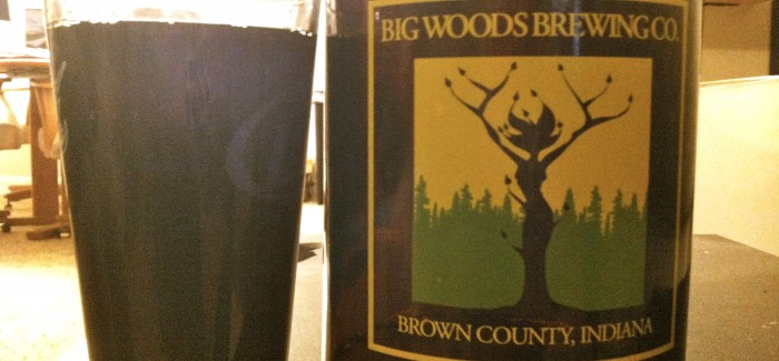 Big Woods Brewing Co. – Busted Knuckle Ale