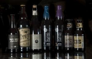 Wood Aged Beers