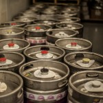 Stout Month Kegs