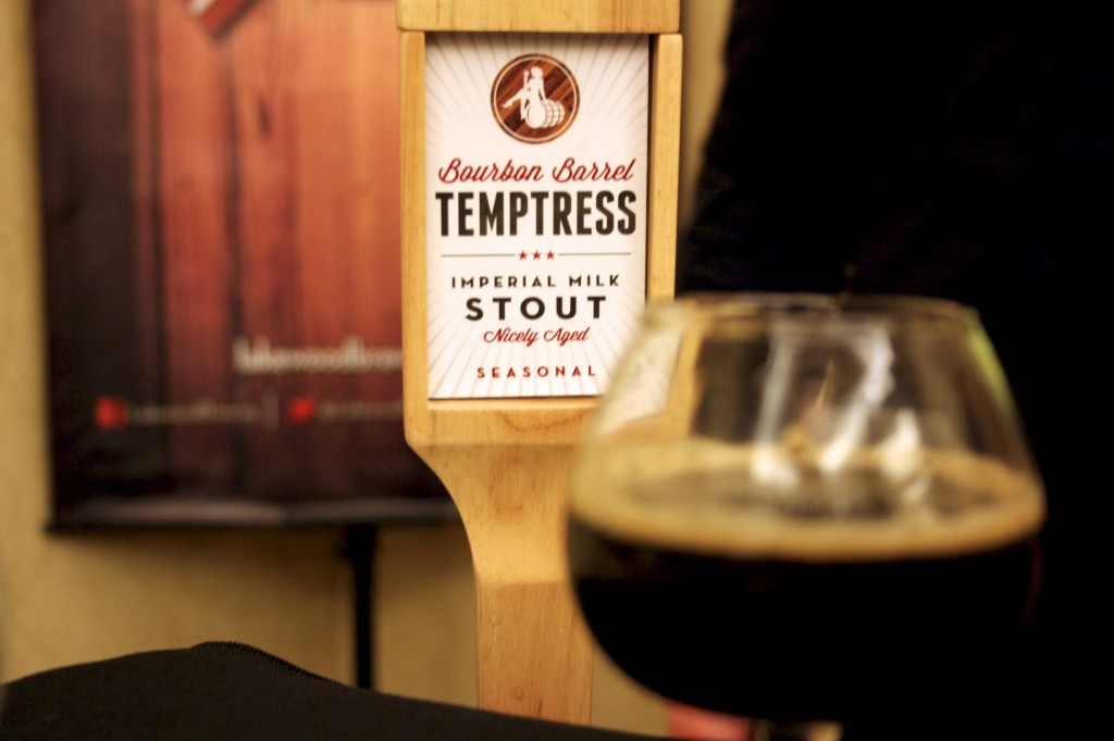 Lakewood Brewing's Temptress is phenomenal