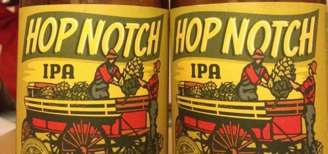 Uinta Brewing – Hop Notch IPA