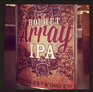 Odell Brewing Bouquet Array IPA