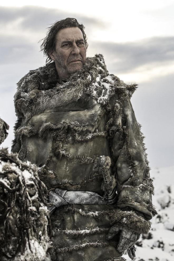 """""""Yo crow, whatchu say to me?"""" - Mance Rayder, King Beyond the Wall."""