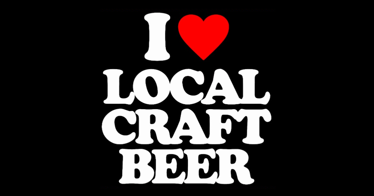 I Love Local Craft Beer