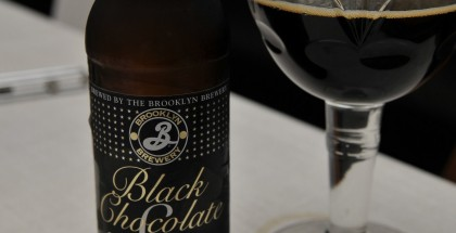 Black Chocolate Stout - Brooklyn Brewery