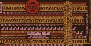 new belgium brewing cascara quad
