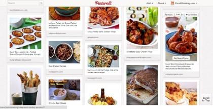 Super Bowl Recipes Pinterest