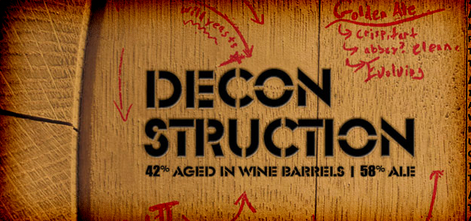 Odell Brewing Company – Deconstruction Ale