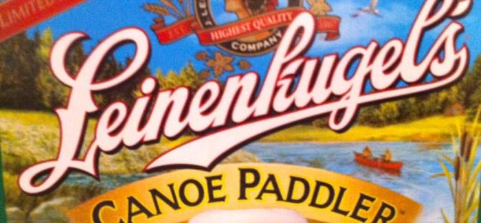 Jacob Leinenkugel Brewing Co – Canoe Paddler