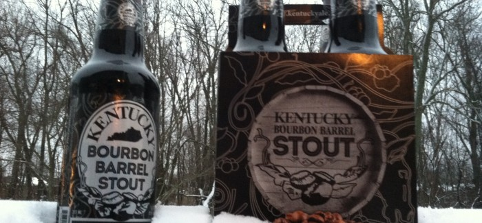 Lexington Brewing Company Kentucky Bourbon Barrel Stout