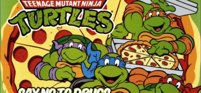 teenaged mutant ninja turtles