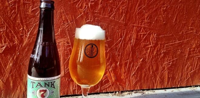 Boulevard Brewing Co – Tank 7 Farmhouse Ale