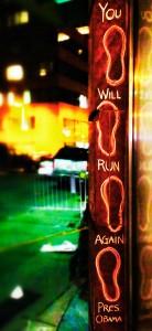 you will run again