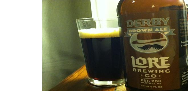 Lore Brewing Company | Derby Brown Ale