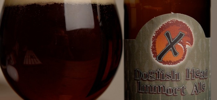 Dogfish Head – Immort Ale