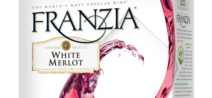 Franzia – Vintner's Select White Merlot