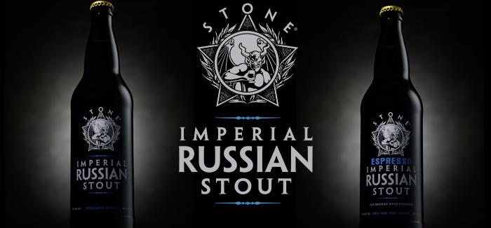 Stone Espresso Imperial Russian Stout 2013 Odd Year Release