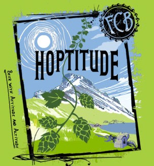 The Fort Collins Brewery's Hoptitude Imperial Extra Pale Ale
