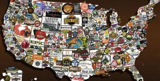 American Craft Beer Week Map