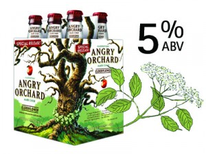 Angry Orchard, Elderberry