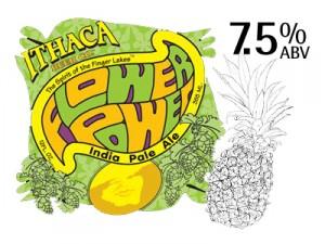 Flower Power, Ithaca