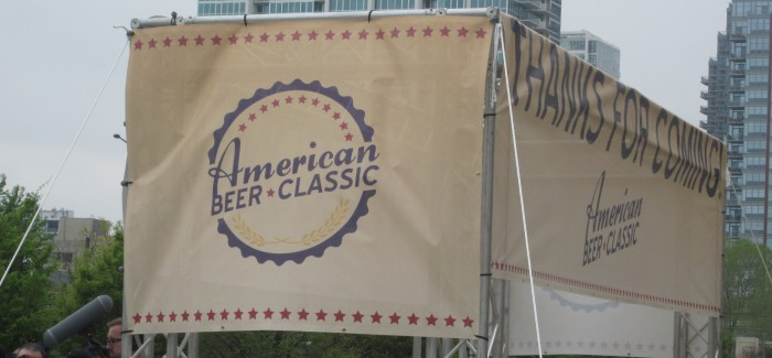 Craft Breweries come out for American Beer Classic