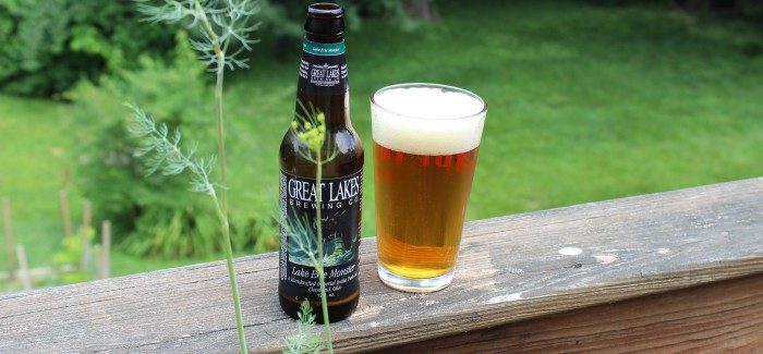 Great Lakes Brewing – Lake Erie Monster