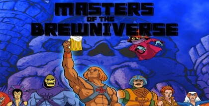 Masters of the Brewniverse