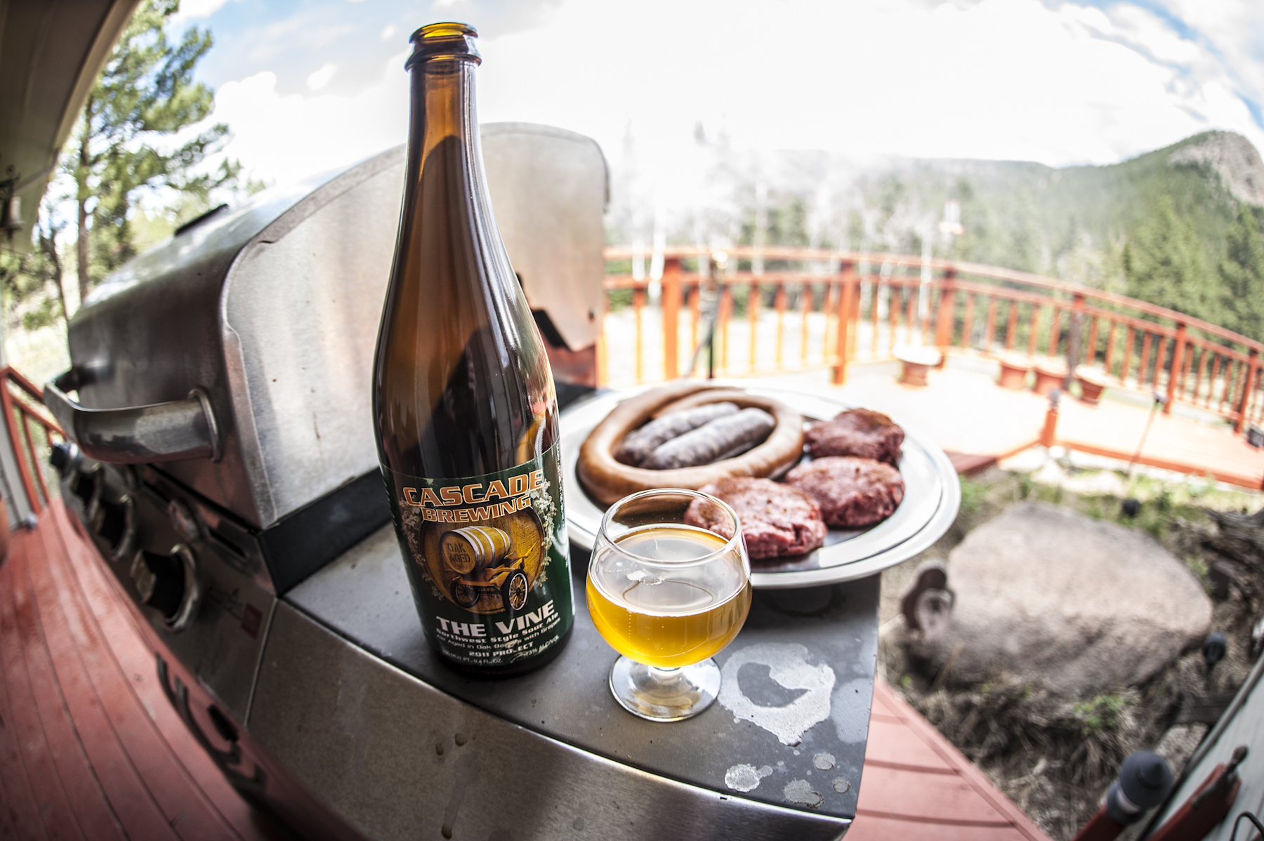 Cascade Brewing Gose   Photo by Will Dozier