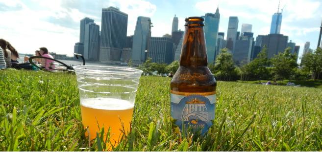Abita Brewing Company – Lemon Wheat Beer
