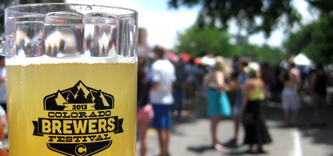 Colorado Brewer's Festival 2013