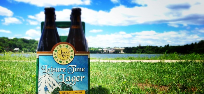 Jack's Abby Brewing   Leisure Time Lager