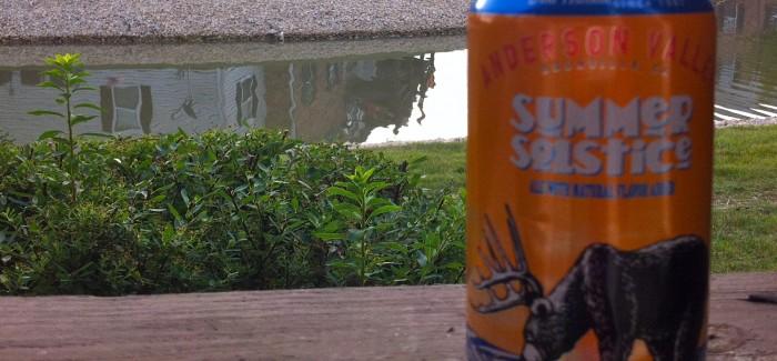 Anderson Valley Brewing Company – Summer Solstice
