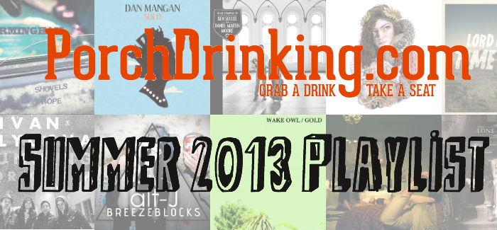 PD Playlist: What You Should Be Listening To – Summer 2013
