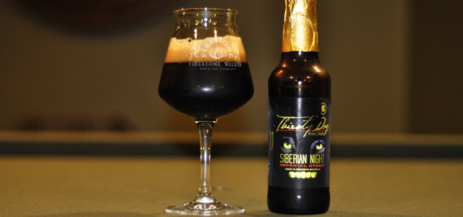Thirsty Dog Bourbon Barrel-Aged Siberian Night