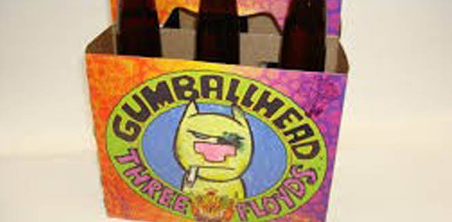 Three Floyds Brewing Co. – Gumballhead