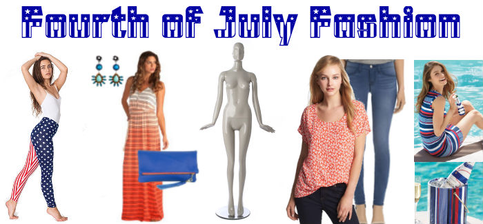 How to Dress for July 4th