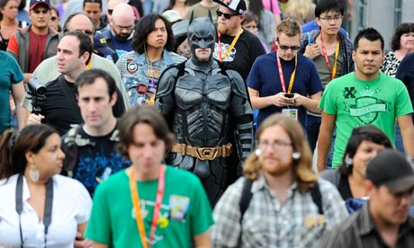 Comic-Con in San Diego