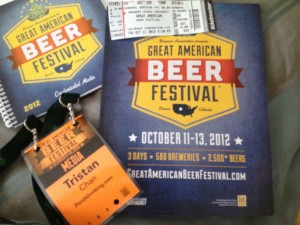 great american beer festival tickets