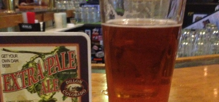 Dillon Dam Brewery – Extra Pale Ale
