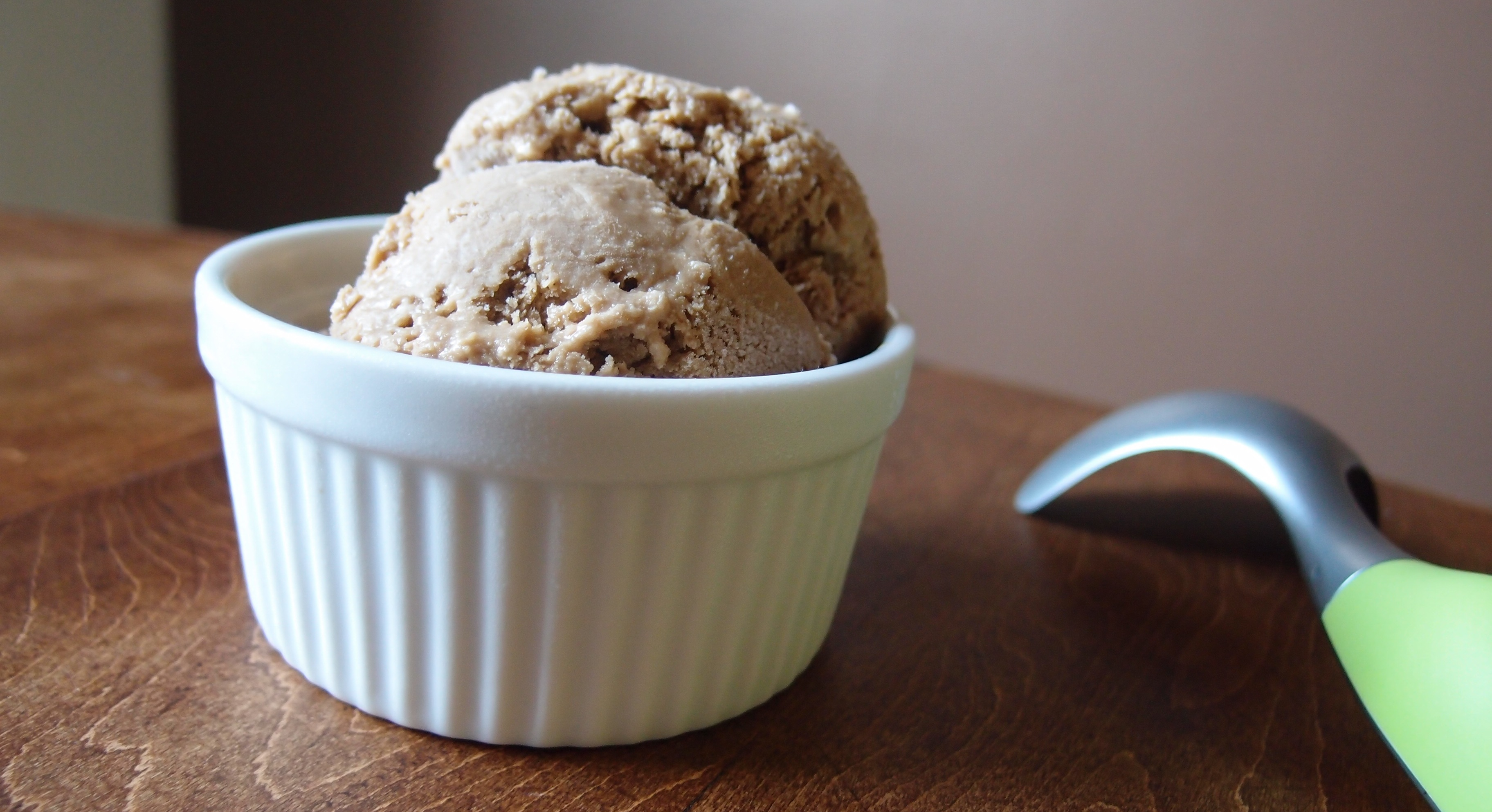 Mexican Chocolate Stout Ice Cream