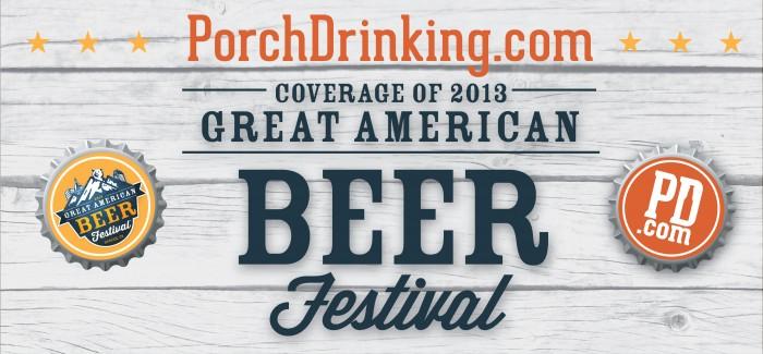 2013 Great American Beer Festival Breweries Breakdown