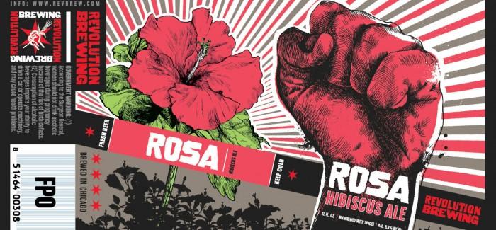 Rosa Hibiscus Ale