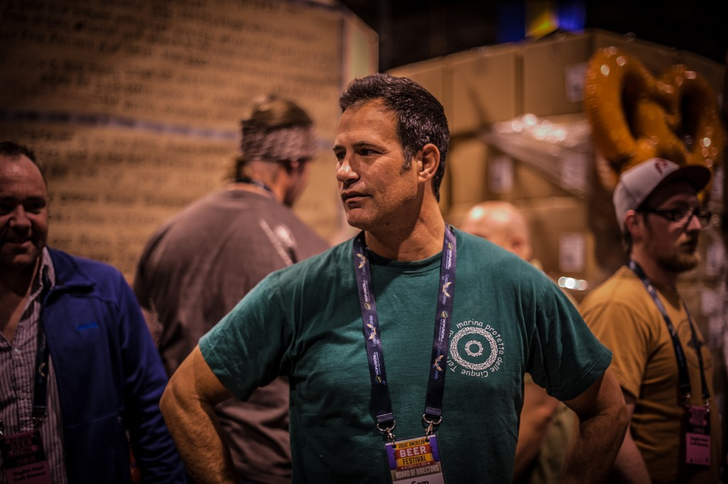 Sam Calagione at GABF