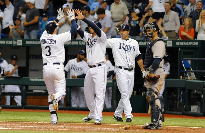 Potent offense and dominating pitching make the Tampa Bay Rays my pick to win the 2013 World Series.