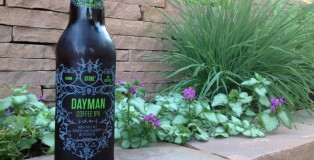 Stone Brewing Dayman Coffee IPA
