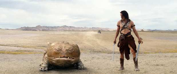 Which one is a John Carter?