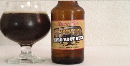 bourbon barrel hard root beer