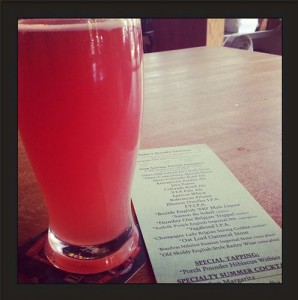 Introducing: Porch Pounder Hibiscus Witbier