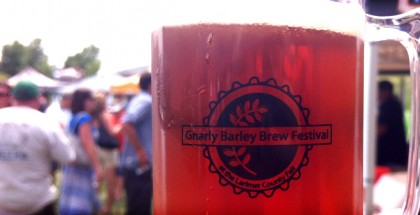 Gnarly Barley Brew Festival 2013 feature